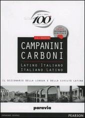 Nomen. Il nuovo Campanini Carboni. Latino-italiano, italiano-latino. Con CD-ROM