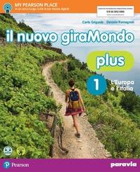 Il Il nuovo giramondo plus. Per la Scuola media. Con e-book. Con espansione online. Vol. 1 - Griguolo Carlo Romagnoli Daniela - wuz.it