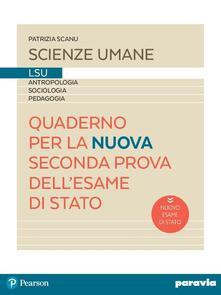 Ilmeglio-delweb.it Quaderno per la nuova seconda prova dell'esame di stato. Con espansione online Image