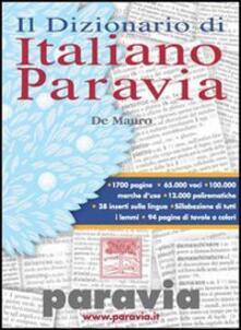 Premioquesti.it Il dizionario di italiano compatto Image