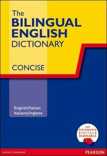 Antondemarirreguera.es The bilingual english dictionary concise. Con CD-ROM Image
