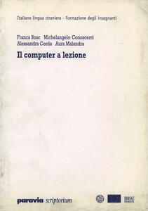 Il computer a lezione