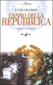 Copertina  L'anno della repubblica