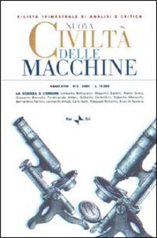 Grandtoureventi.it Nuova Civiltà delle Macchine (2000). Vol. 2: La scienza e l'errore. Image