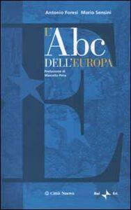 L' Abc dell'Europa
