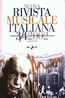 Squillogame.it Nuova rivista musicale italiana (2002) vol. 3-4 Image