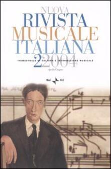 Rallydeicolliscaligeri.it Nuova rivista musicale italiana (2004). Vol. 2 Image