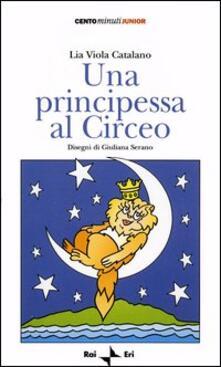 Una principessa al Circeo - Lia V. Catalano - copertina