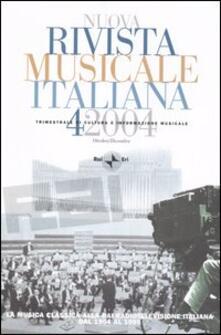 Radiospeed.it Nuova rivista musicale italiana (2004). Vol. 4: La musica classica alla Rai Radiotelevisione italiana dal 1954 al 1995. Image