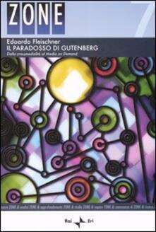 Voluntariadobaleares2014.es Il paradosso di Gutenberg. Dalla crossmedialità al Media on Demand Image