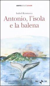 Antonio, l'isola e la balena