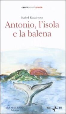 Capturtokyoedition.it Antonio, l'isola e la balena Image