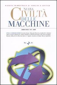 Nuova civiltà delle macchine (2009). Vol. 3
