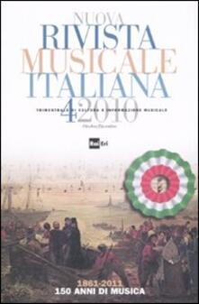 Camfeed.it Nuova rivista musicale italiana (2010). Vol. 4 Image