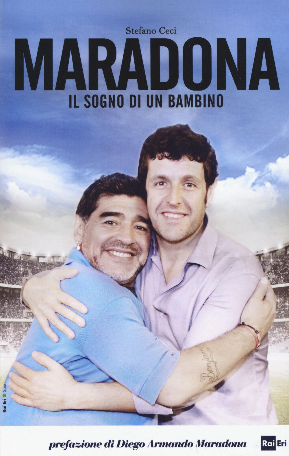 Maradona. Il sogno di un bambino