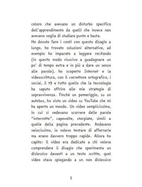 Dove finiscono le parole. Storia semiseria di una dislessica - Andrea Delogu - 4