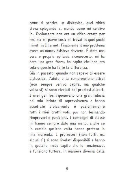 Dove finiscono le parole. Storia semiseria di una dislessica - Andrea Delogu - 5