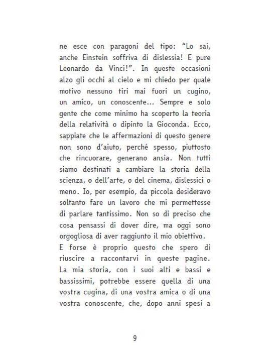 Dove finiscono le parole. Storia semiseria di una dislessica - Andrea Delogu - 8