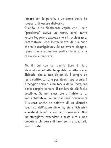 Dove finiscono le parole. Storia semiseria di una dislessica - Andrea Delogu - 9