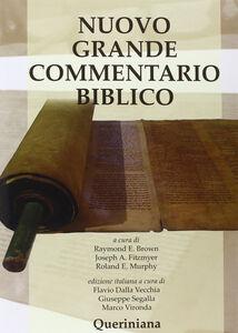 Libro Nuovo grande commentario biblico. Con CD-ROM
