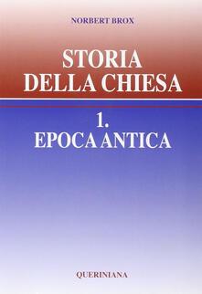 Storia della Chiesa. Vol. 1: Epoca antica..pdf
