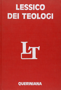 Libro Lessico dei teologi. Dai Padri della Chiesa ai nostri giorni