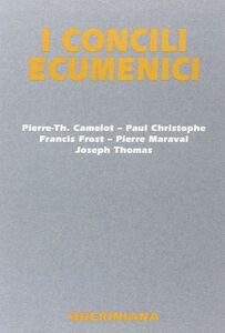 Libro I concili ecumenici Pierre-Thomas Camelot , Paul Christophe , Francis Frost
