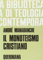 Il monoteismo cristiano