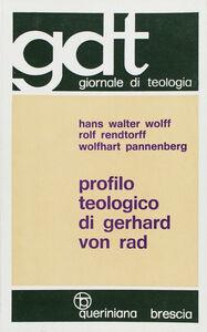 Profilo teologico di Gerhard von Rad