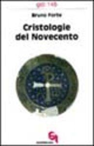 Cristologie del Novecento. Contributi di storia della cristologia ad una cristologia come storia