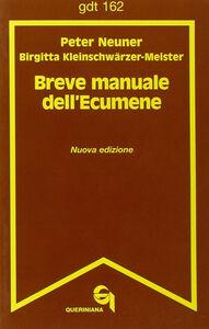 Breve manuale dell'ecumene