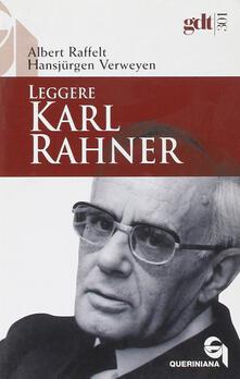 Leggere Karl Rahner.pdf