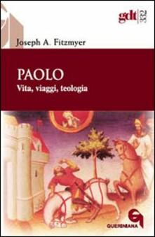 Vitalitart.it Paolo. Vita, viaggi, teologia Image