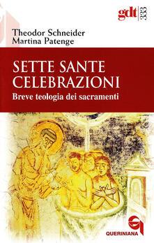 Winniearcher.com Sette sante celebrazioni. Breve teologia dei sacramenti Image