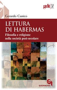 Lettura di Habermas. Filosofia e religione nella società post-secolare