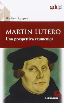 Daddyswing.es Martin Lutero. Una prospettiva ecumenica Image