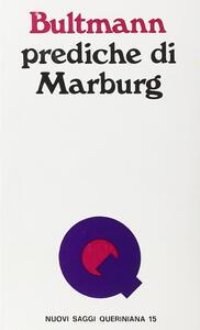 Prediche di Marburg