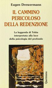 Foto Cover di Il cammino pericoloso della redenzione. La leggenda di Tobia interpretata alla luce della psicologia del profondo, Libro di Eugen Drewermann, edito da Queriniana