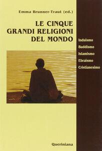 Le cinque grandi religioni del mondo. Induismo, buddismo, islamismo, ebraismo, cristianesimo