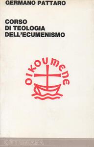 Corso di teologia dell'ecumenismo