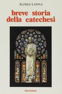 Breve storia della catechesi