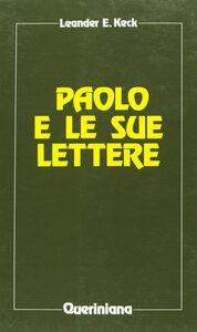 Paolo e le sue lettere