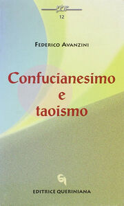 Libro Confucianesimo e taoismo Federico Avanzini