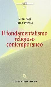 Il fondamentalismo religioso contemporaneo