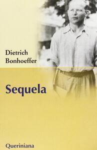 Libro Sequela Dietrich Bonhoeffer