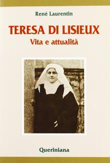 Camfeed.it Teresa di Lisieux. Vita e attualità Image