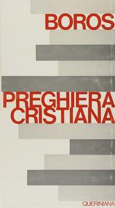 Libro Sulla preghiera cristiana Ladislaus Boros
