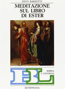 Meditazione sul libro di Ester