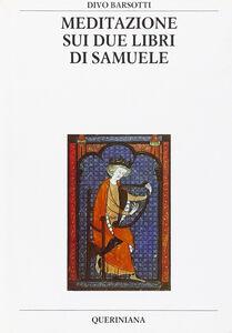 Meditazione sui due libri di Samuele