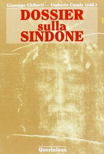 Libro Dossier sulla Sindone